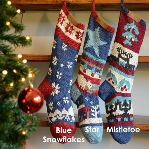 ChunkiChilli Personalised Christmas Stockings