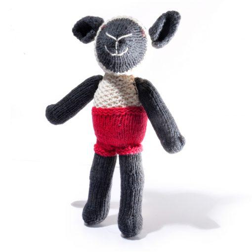 Naked Blackface Lamb